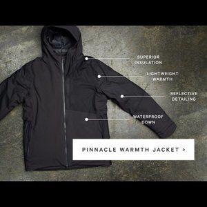 Lululemon Athletica Pinnacle Warmth Jacket - NWT -
